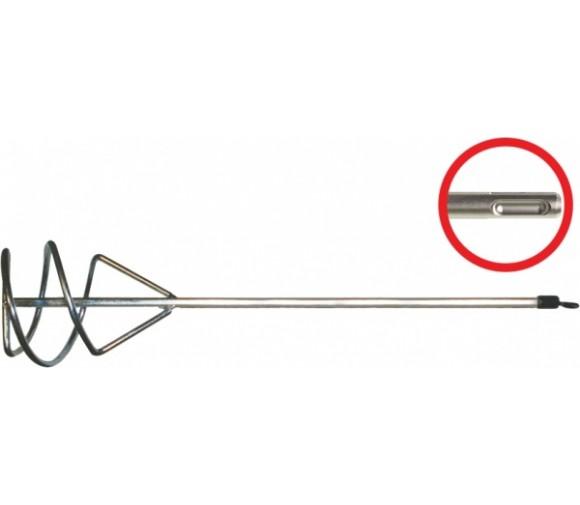 Миксер sds+ Люкс D80 мм L400 мм для смесей