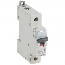Автоматический выключатель Legrand DX3-E 407263 1P C 16A 6кА