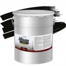 Грунт-эмаль Лакра 3 в 1 по ржавчине черная 15 кг