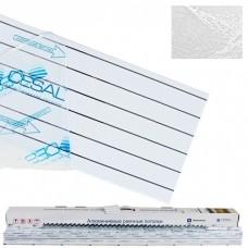 Cesal S-100 для туалетной комнаты 1,35х0,9 м B29 шелк белый