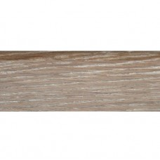 Плинтус шпонированный DL Profiles P12 Дуб Серебро 2400х75х16 мм