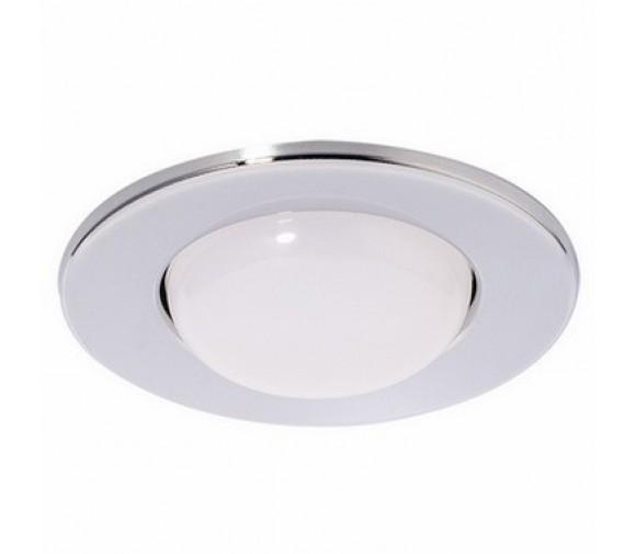 Светильник точечный встраиваемый Italmac Prima 50 0 05 R50 хром 60 Вт