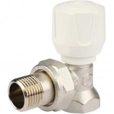 Клапан ручной терморегулирующий Stout SVR 2102 000015 1/2 дюйма угловой