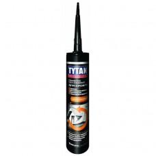 Герметик каучуковый Tytan Professional для кровли коричневый 310 мл