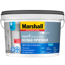 Marshall Export-7 база BW матовая 2,5 л