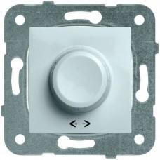 Механизм светорегулятора Panasonic Karre Plus WKTT05252SL-RES поворотный серебро 40-400W