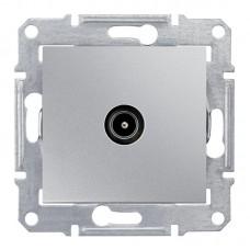 Механизм TV розетки Schneider Electric Sedna SDN3201660 одноместный алюминиевый