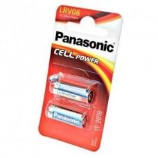 Батарейка алкалиновая Panasonic Cell Power 23A BL2 2 шт