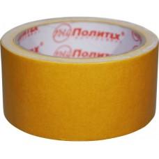 Лента клейкая двухсторонняя 50х25м ткань