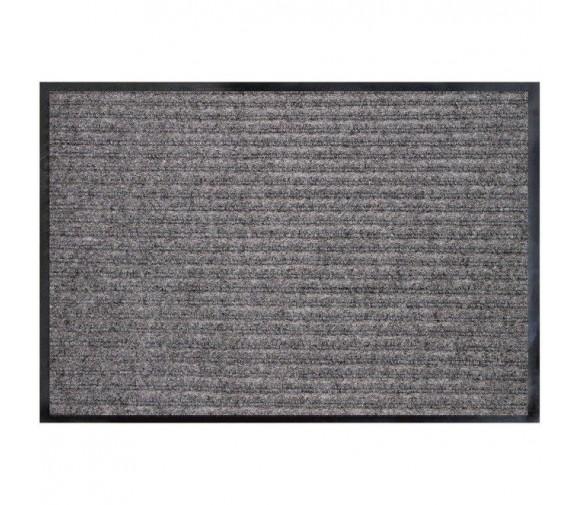 Коврик влаговпитывающий Double Stripe Doormat серый 800х1200 мм