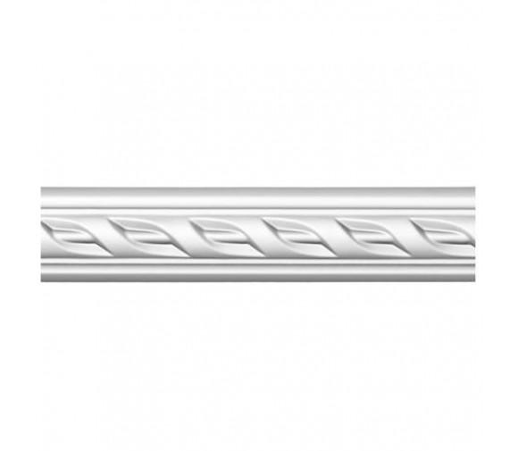 Молдинг полиуретановый Decomaster 98061 2400х52х21 мм