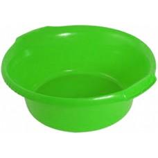 Таз круглый 10 л. зеленый