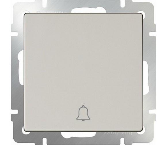 Кнопка звонка Werkel WL03-04-01 Слоновая кость