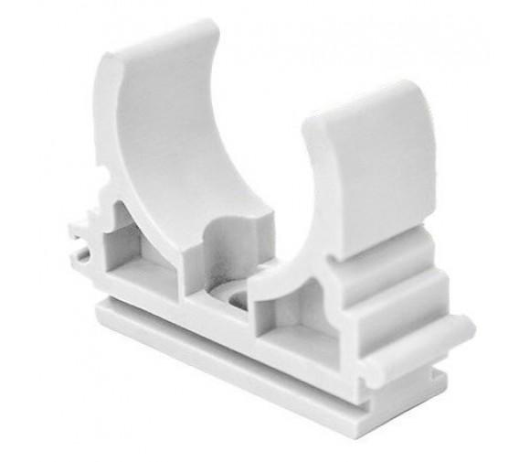 Опора PPRC FDplast ДУ-25 мм белая