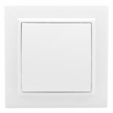 Выключатель EKF Минск ERV10-021-10 одноклавишный белый