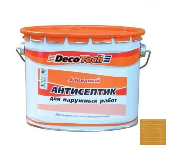 Антисептик DecoTech Тик 20 л