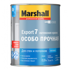 Marshall Export-7 база BW матовая 0,9 л
