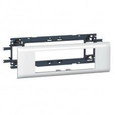 Суппорт для кабель-канала DLP Legrand Mosaic 010956 6 модулей 65 мм