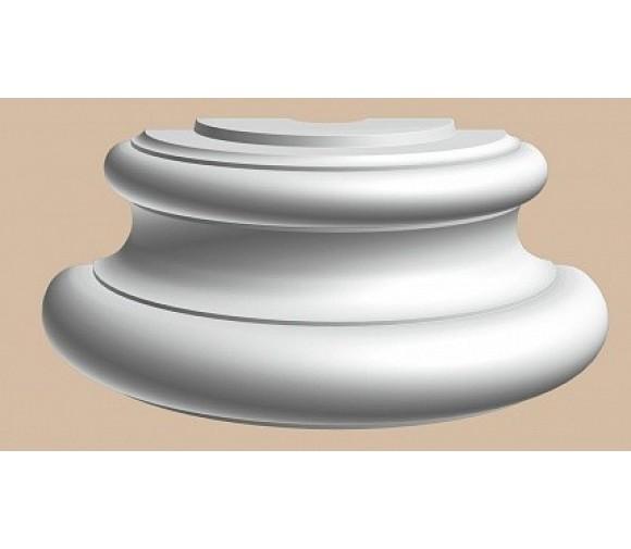 Полуоснование полиуретановое Decomaster 90030-4Н 200х500х250 мм