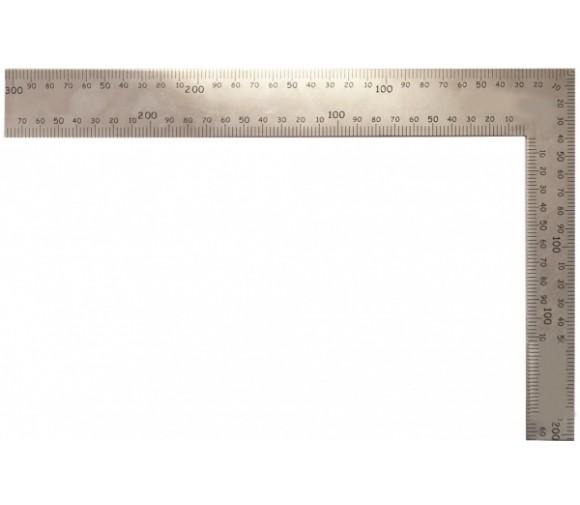 Угольник нержавеющий, плоский 300*200 мм Pobedit
