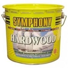 Symphony Hardwood шелковисто-матовый 9 л