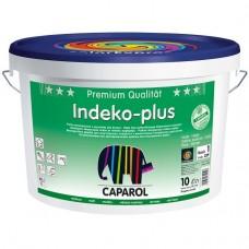 Краска Caparol Indeco-plus BAS 1 белая 10 л