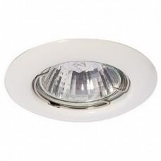 Светильник точечный встраиваемый Italmac Sfera 51 0 01 MR16 белый 50 Вт