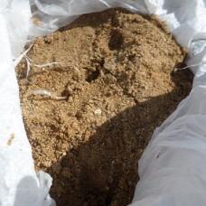 Песок мытый фасованный 50кг