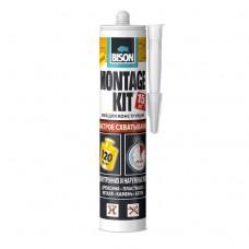 Монтажный клей Bison Montagekit Extreme Grip 6304340 370 г