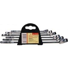 Набор ключей комбинированных CS хромированных 8 шт. 8-19 мм