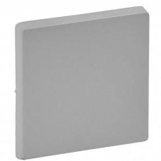 Лицевая панель Legrand Valena Life 755002 одноклавишная алюминий