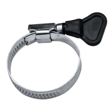 Хомут обжимной Fit 99360т 40-60 мм накатной с ключом