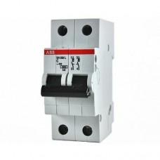 Автоматический выключатель ABB SH202L 2CDS242001R0064 C6