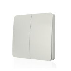 Gritt Space C180101W двухклавишный белый