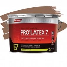 Parade Professional E7 Pro Latex7 интерьерная шелковисто-матовая основа А 70YR 18/184 9 л