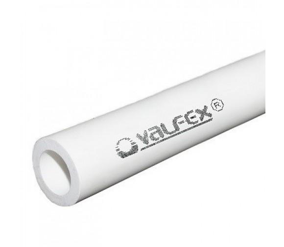 Труба Valfex PN20 PP-R 40х6,7х4000 мм белая