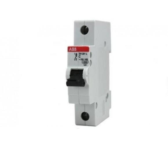 Автоматический выключатель ABB SH201L 2CDS241001R0204 C20