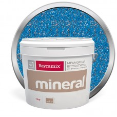 Штукатурка мраморная декоративная Bayramix Mineral 312 15 кг