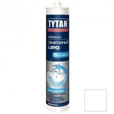 Герметик силиконовый Tytan Professional UPG санитарный белый 310 мл
