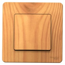 Выключатель Schneider Electric Blanca BLNVS010105 одноклавишный ясень