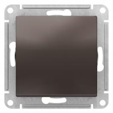 Механизм переключателя Schneider Electric AtlasDesign ATN000661 одноклавишный мокко
