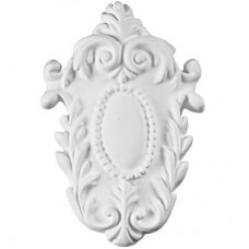 Орнамент из полиуретана Decomaster 66024 90х60х15 мм