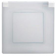 Рамка одноместная Legrand Etika 672550 белая