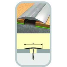 Порог универсальный стык 28х900 мм алюминий