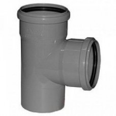 Хемкор 3.2 Ду 50х50х50 мм 87 градусов с кольцом серый