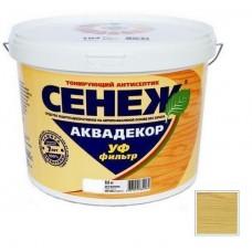 Антисептик тонирующий Сенеж Аквадекор 115 Папоротник 0,9 кг