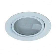 Светильник встраиваемый Novotech Flat 369344 белый IP20 G4 20W 12V