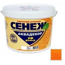 Антисептик тонирующий Сенеж Аквадекор 106 Орегон 0,9 кг