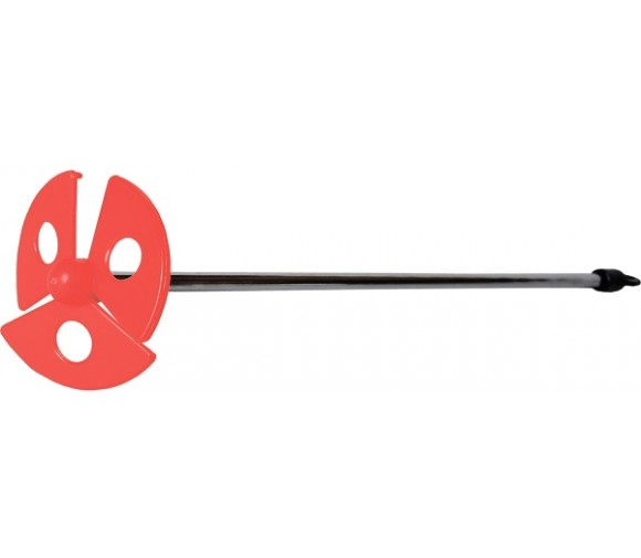 Миксер для краски Пропеллер1 из оцинкованной стали D60 L350