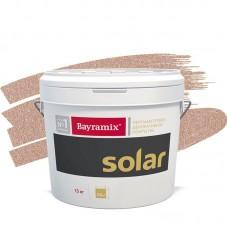 Покрытие декоративное Bayramix Solar S250 розовое 15 кг